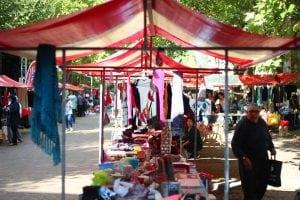Zomer festival Kraampjes