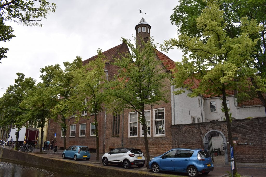 Virgiel Oude Delft