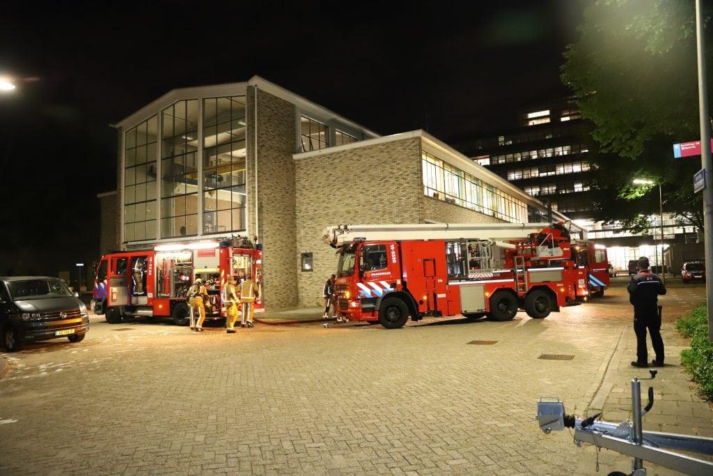 brand TU Delft