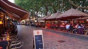 Belgisch Biercafé Belvédère terras beestenmarkt