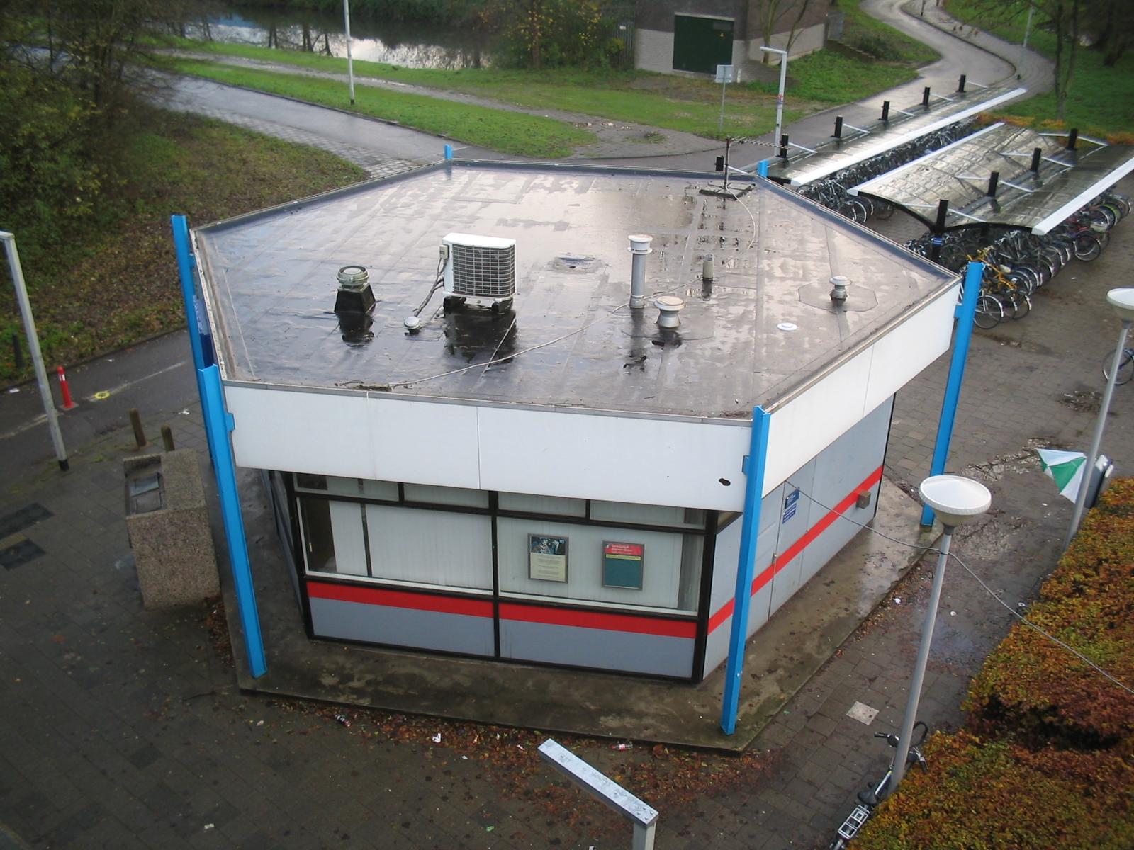 Delft Zuid 2005