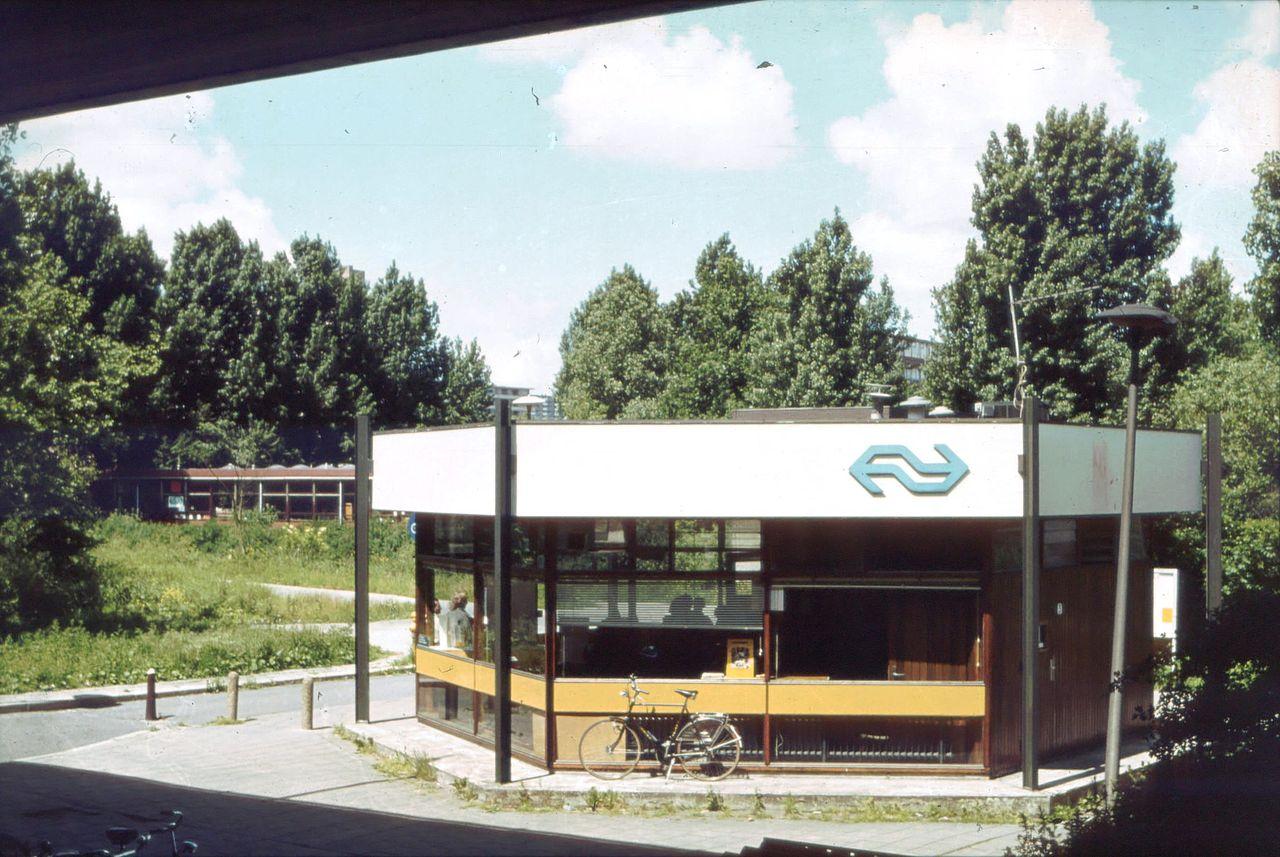 Delft Zuid 1985
