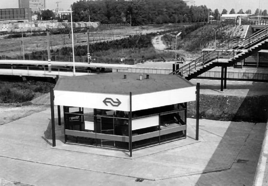 Delft Zuid 1970