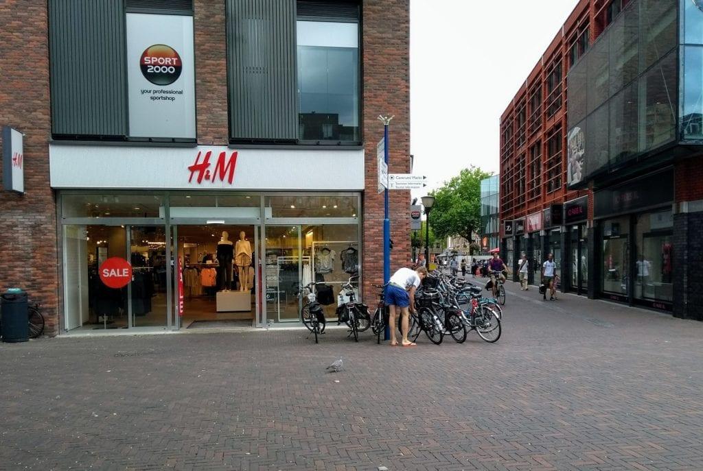 H&M delft