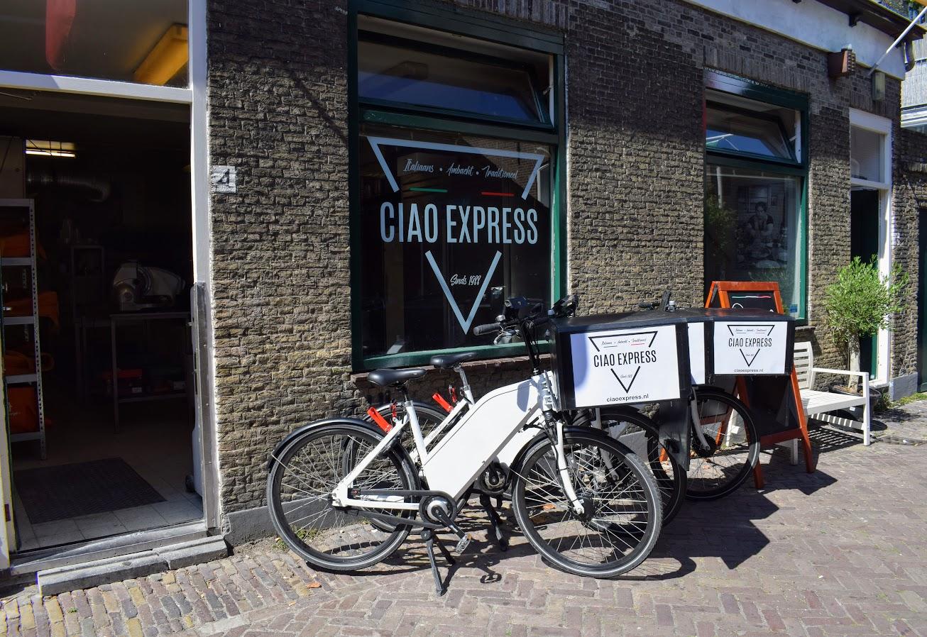 ciao express delft3