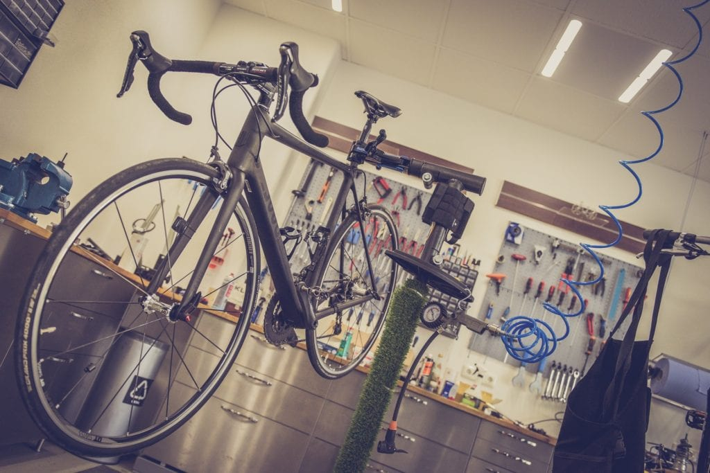 fietsenmaker delft
