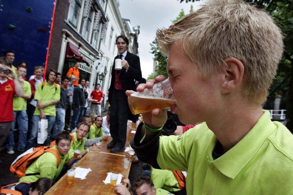 bier student delft