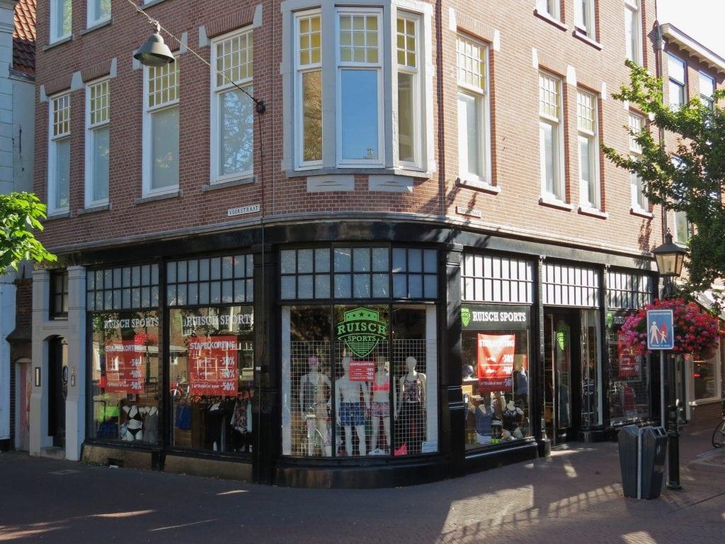 Sporthuis Ruijs Choorstraat