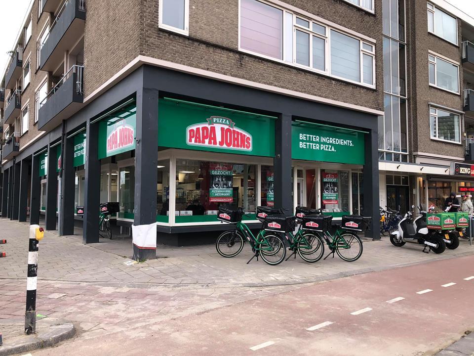 papa john's Delft