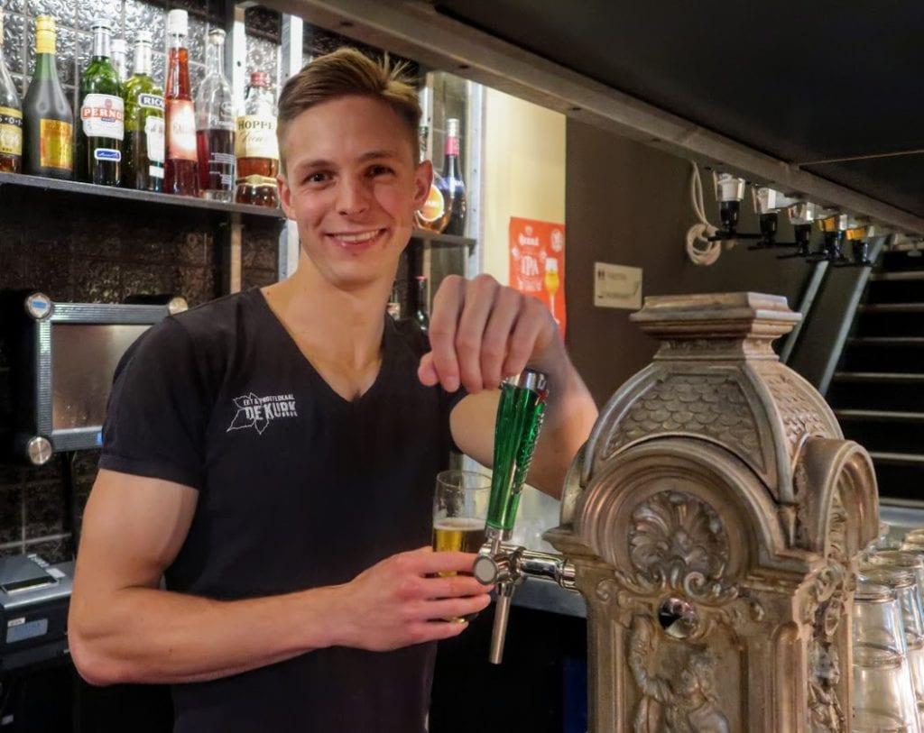 barman jeroen de kurk vacatures