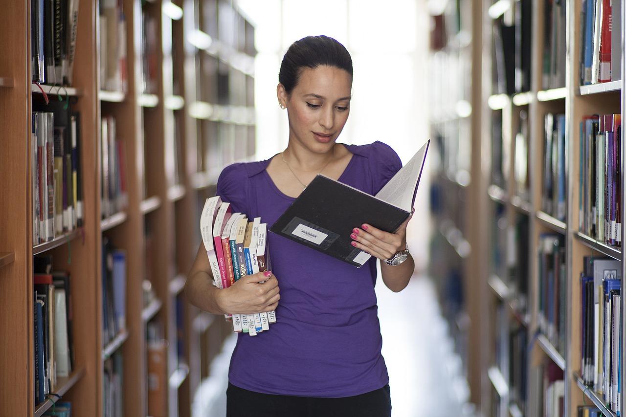 bibliotheek taal leren cursus volksuniversiteit