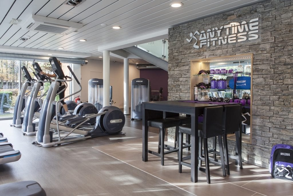 anytime fitness delft