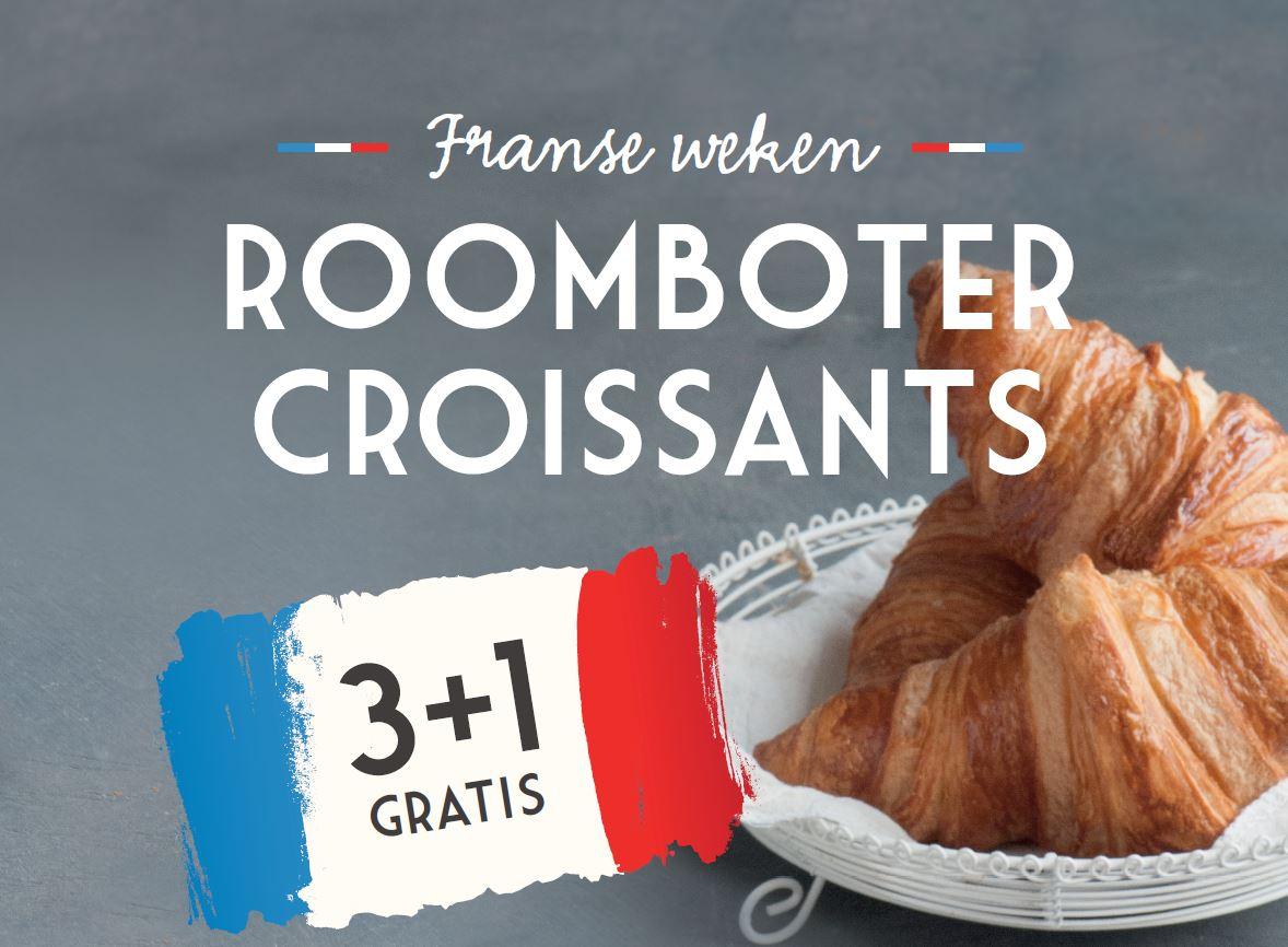 roomboter croissants franse weken van maanen delft