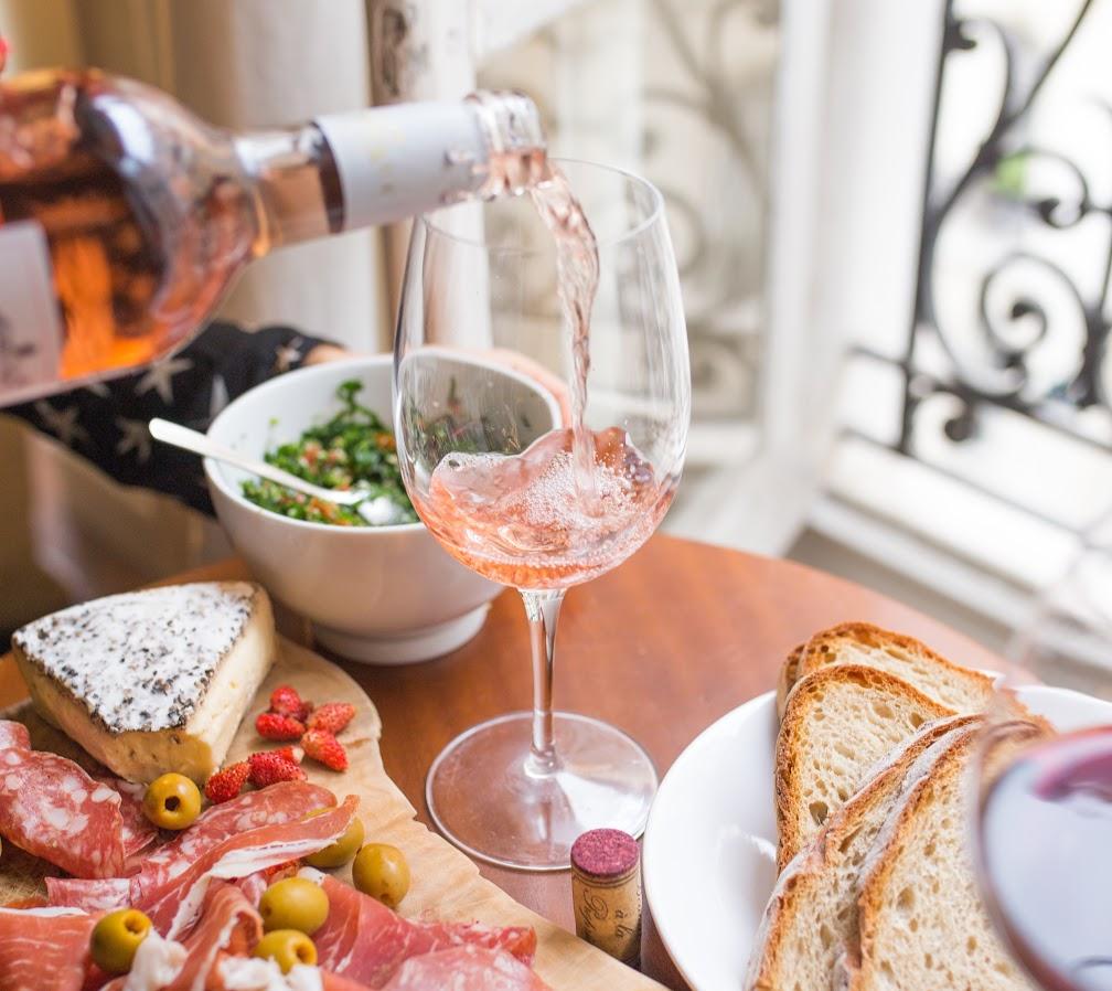 tapas restaurant wijn uit eten