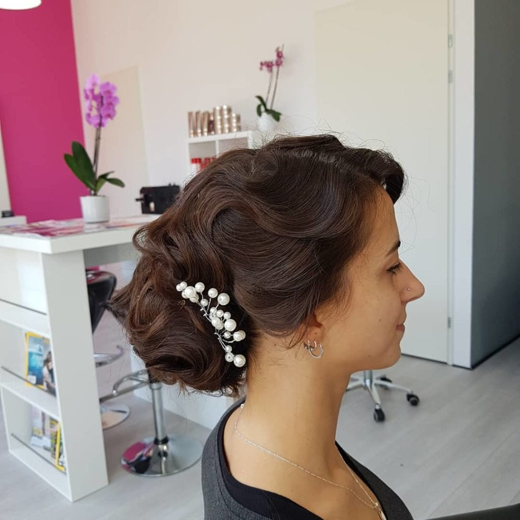 joelle olivet hairstylist delft haar opsteken