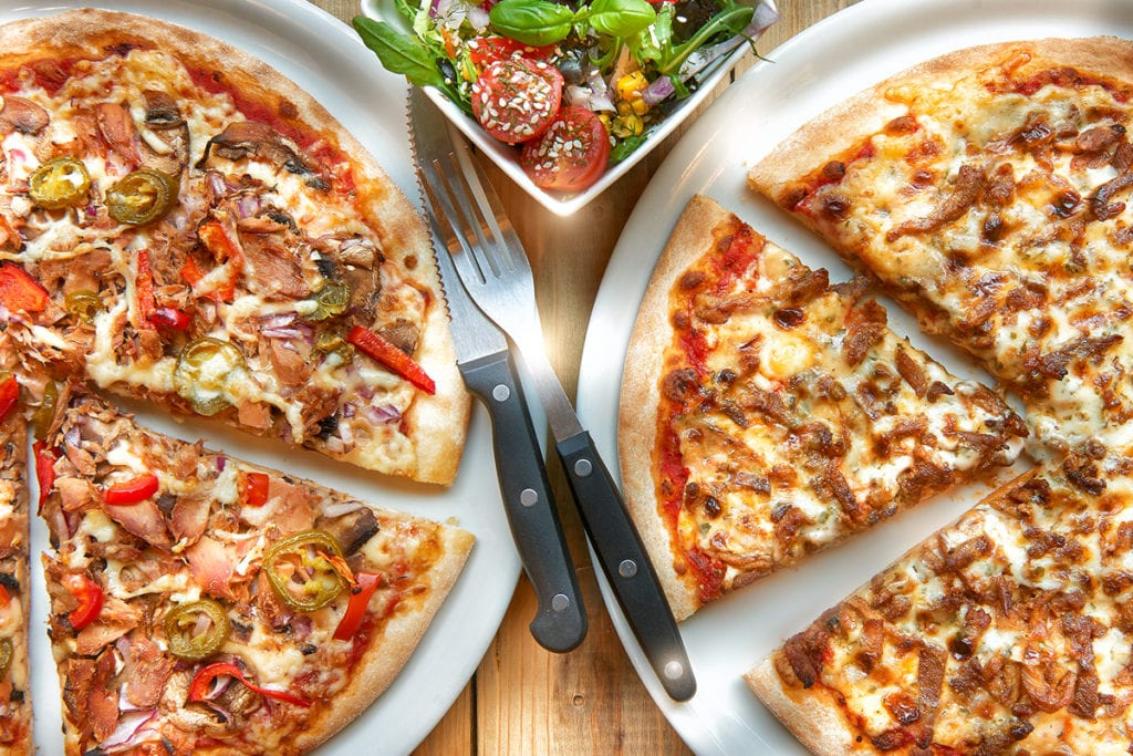 pizza dennis nieuwjaarsdag
