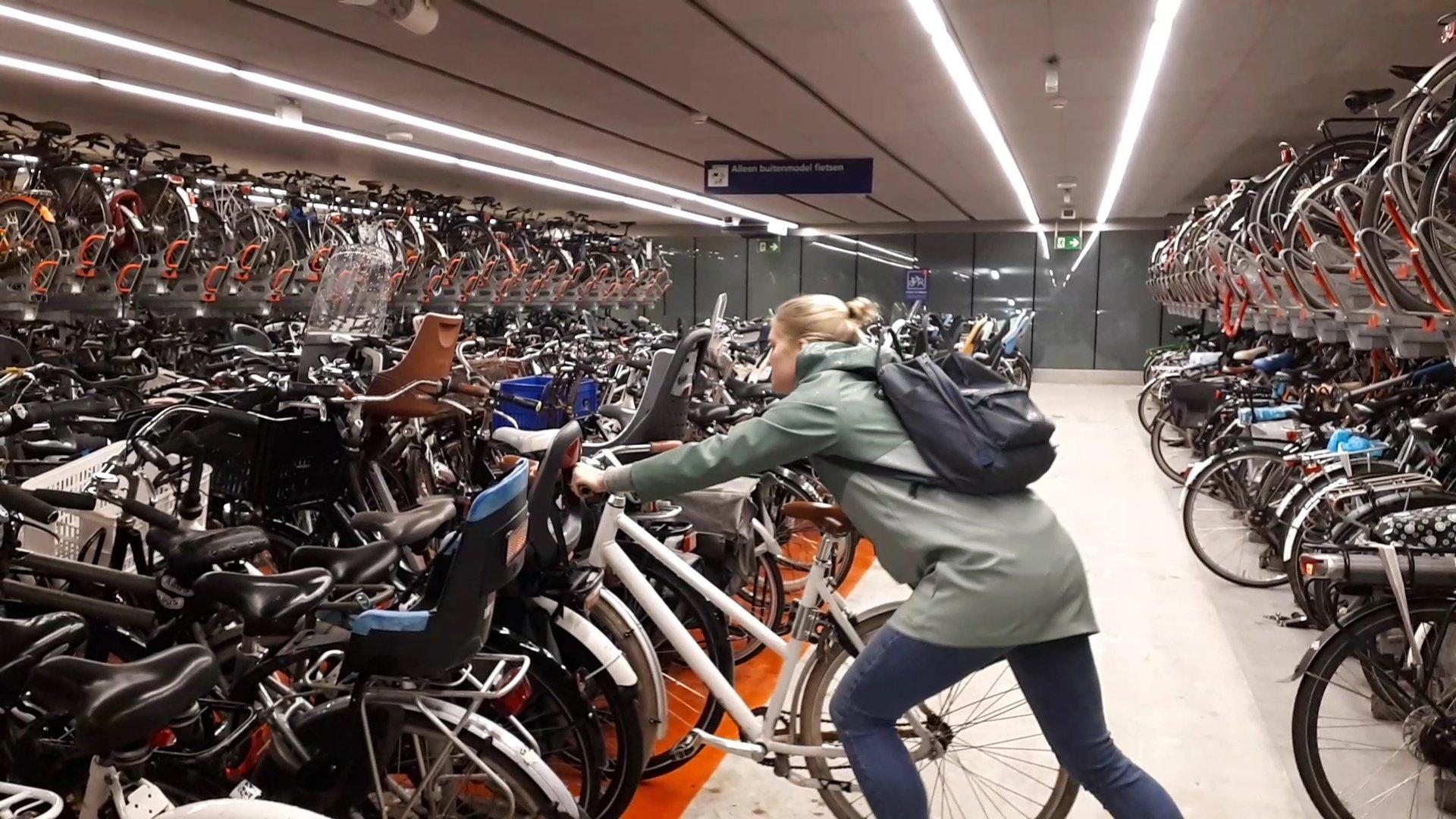 fietsenstalling struggles