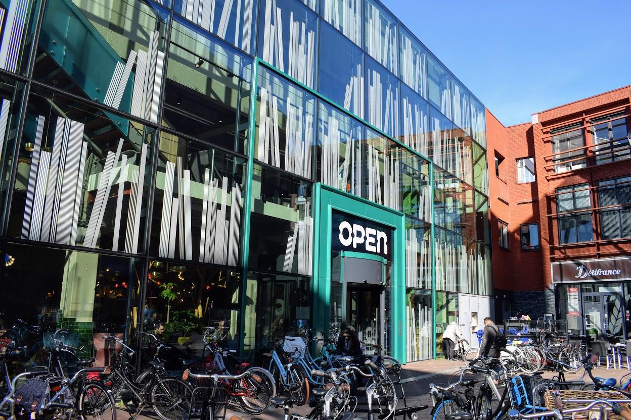 OPEN en DOK Delft