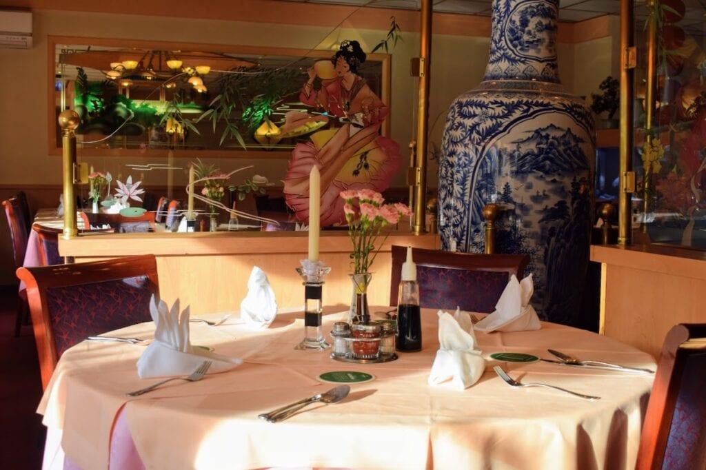 china garden delft