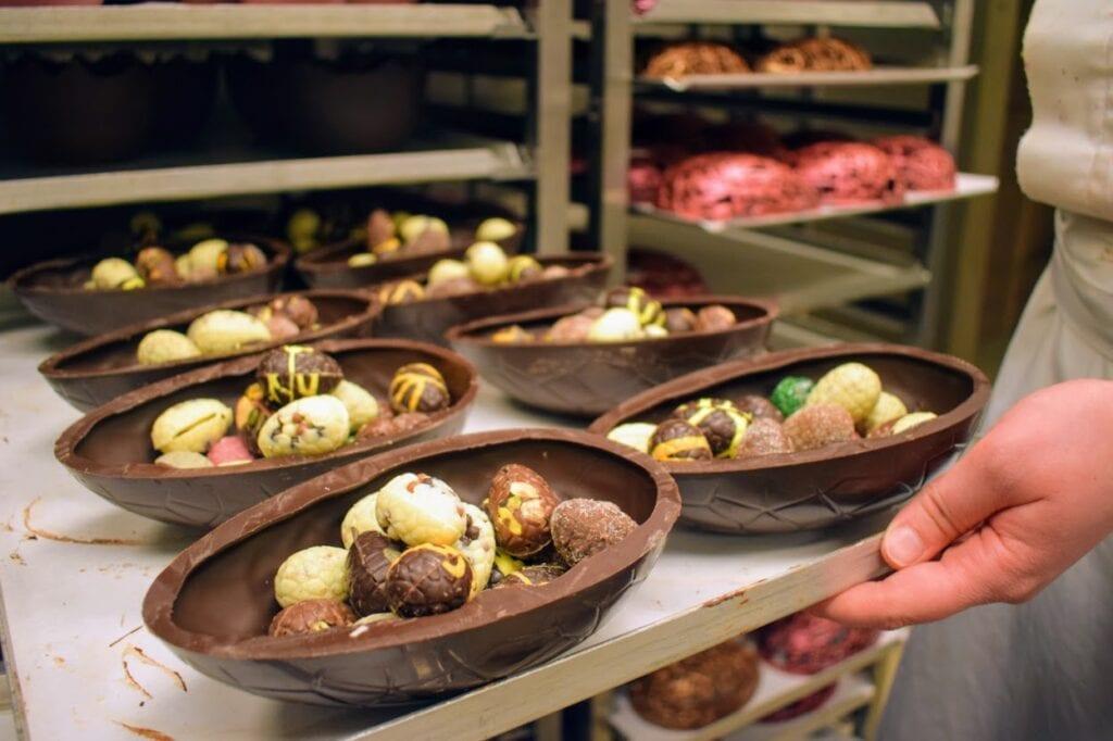 chocolaterie de lelie