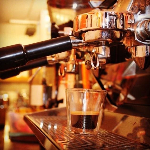 kaldi koffie drinken