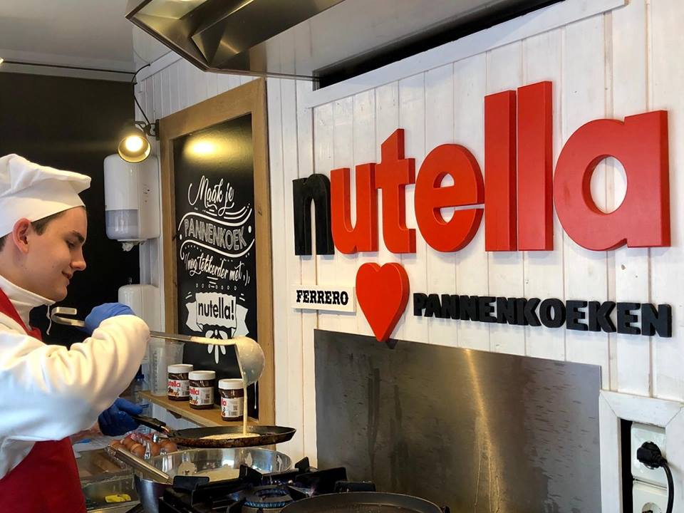 nutella foodtruck