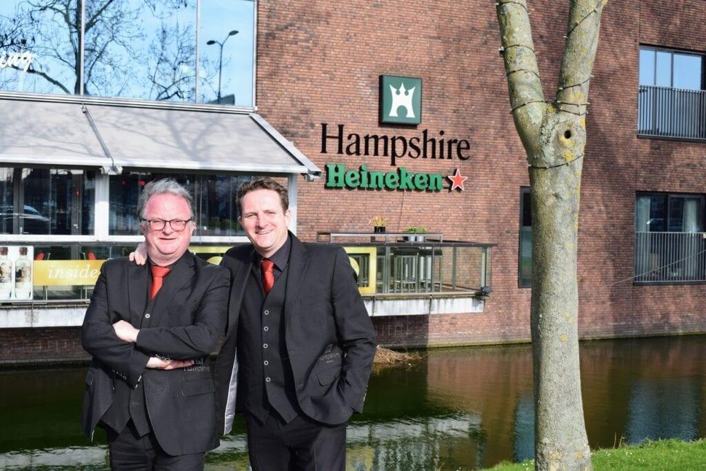 hampshire hotel delft