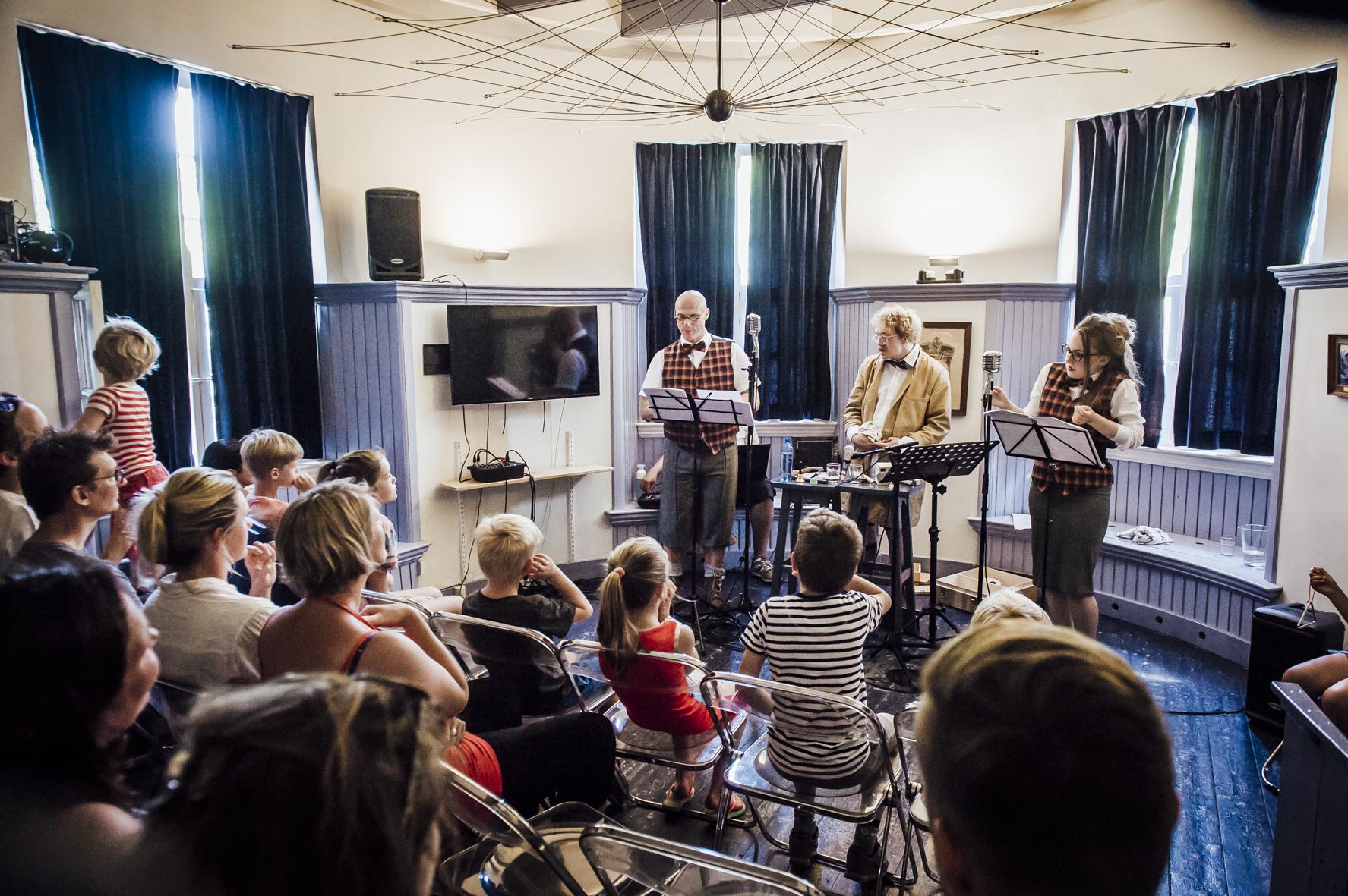 Jehee Vertelt - Delft Fringe Festival 2017 - Lennaert Ruinen