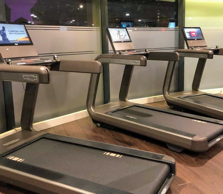 fitness health club delft 10