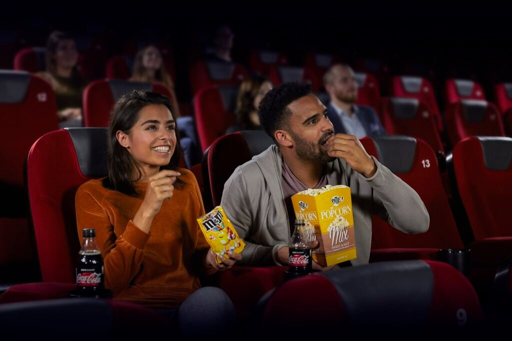 Pathé popcorn