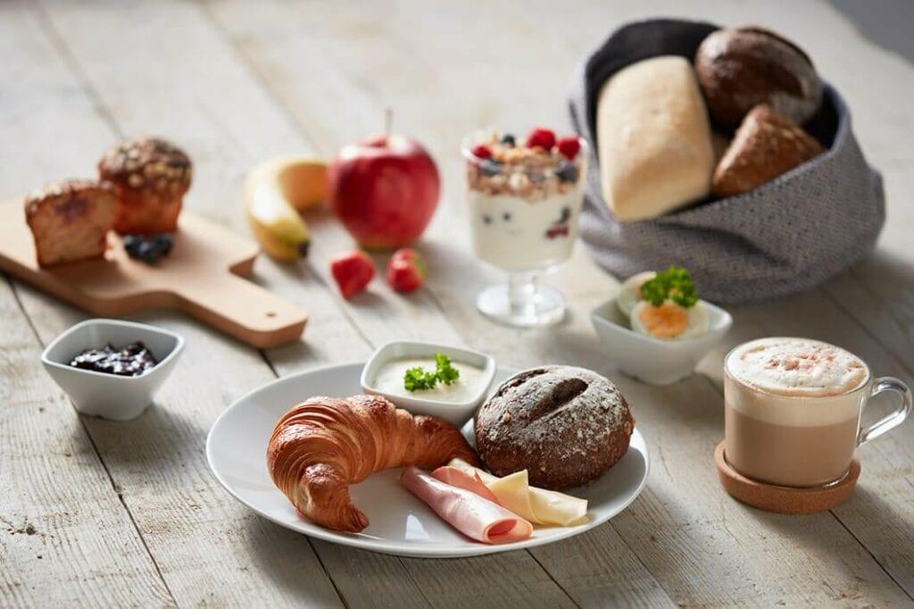 IKEA ontbijt