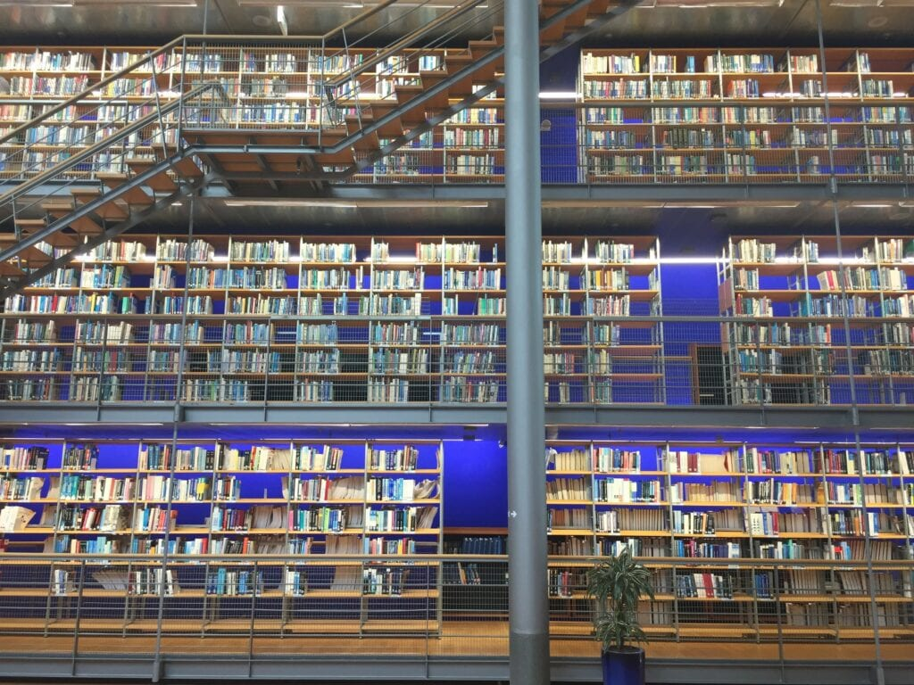 tu bibliotheek