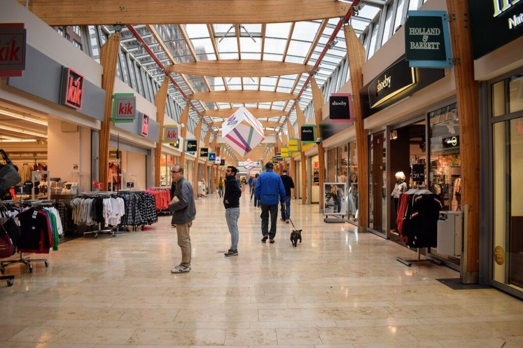 delft winkelcentrum de hoven