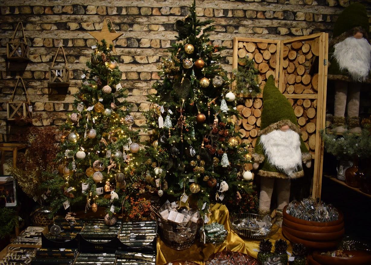 kerstshow groenrijk haantje kerst kerstboom