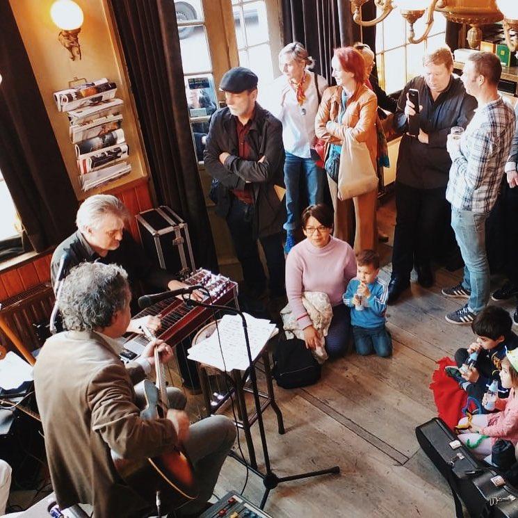 café de wijnhaven live muziek