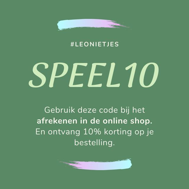 Leonietje's korting