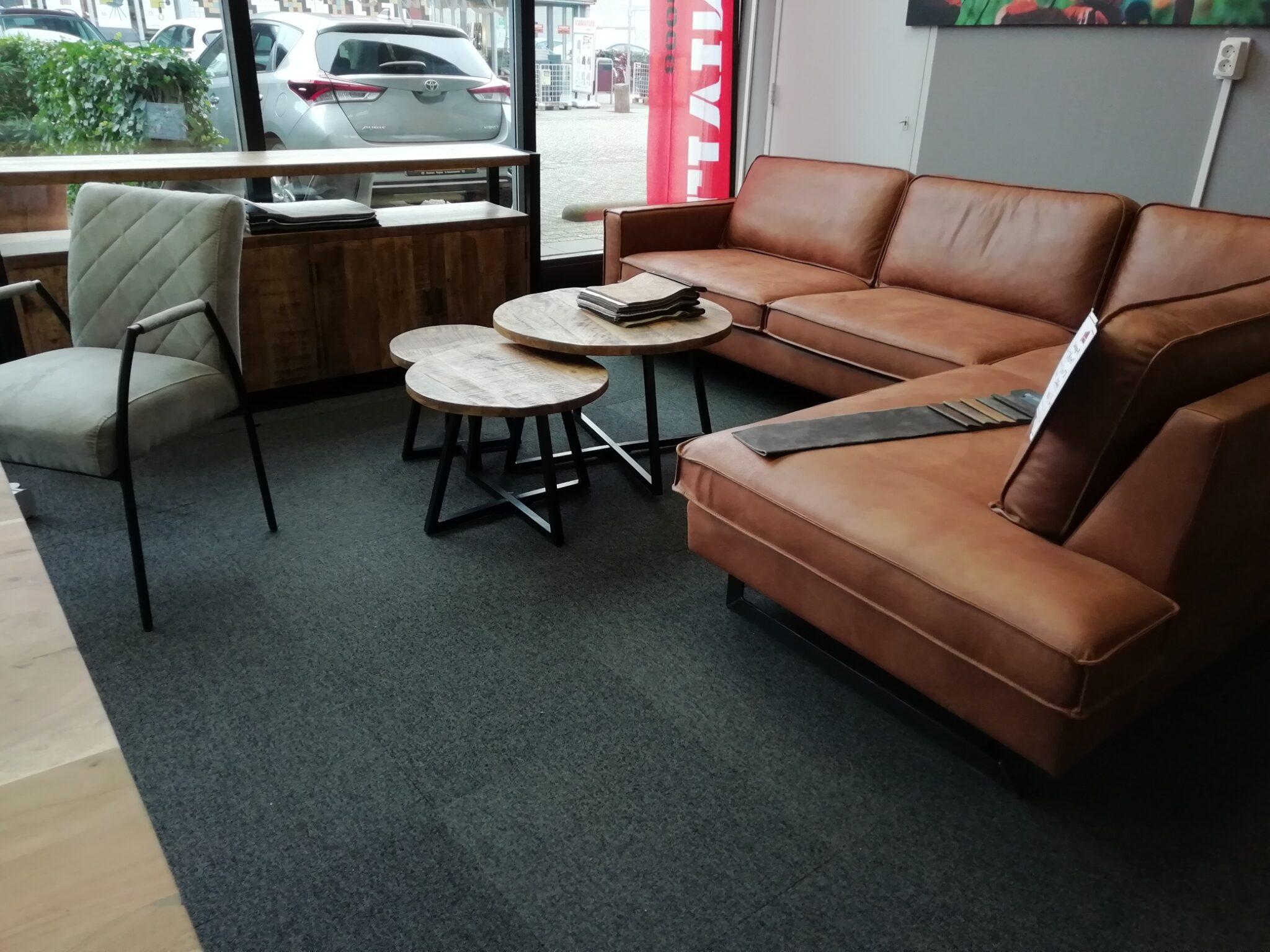 Living Plaza Hoekbank
