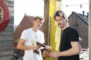 TU Delft studenten