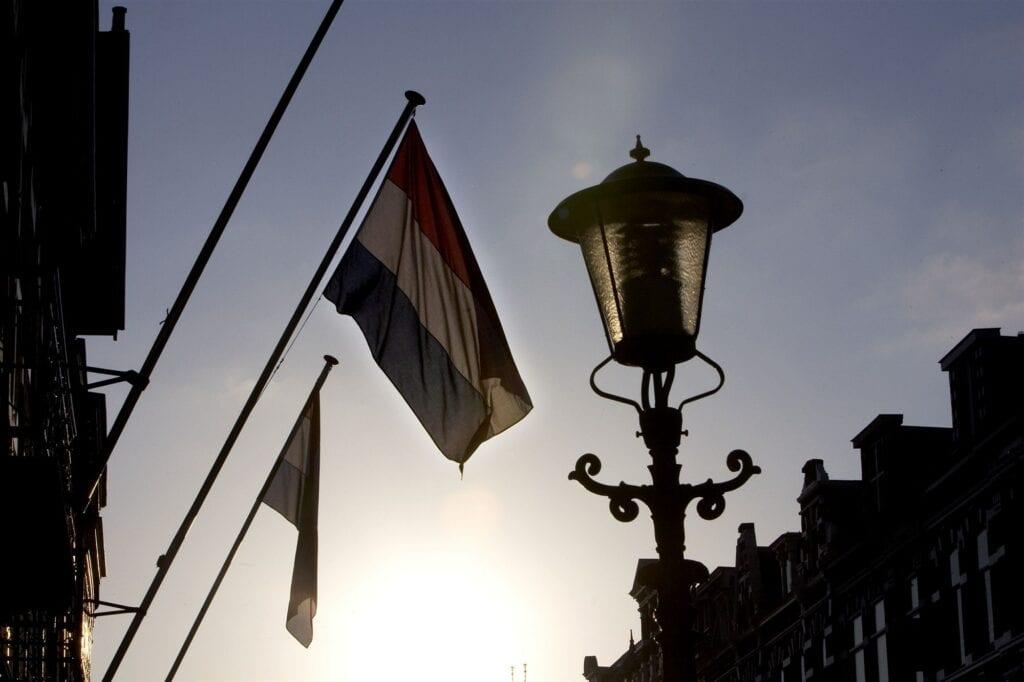 Bevrijdingsdag vlag