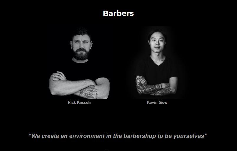 12 blck barbershop