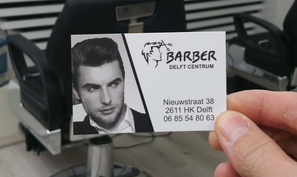 Barber Delft Centrum