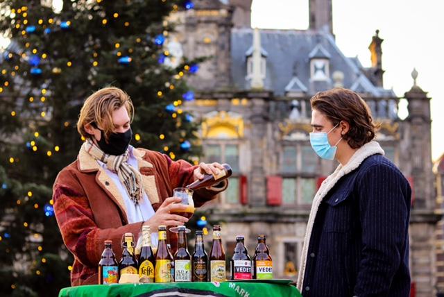 Webshop Delft Bier Taps & Chaps