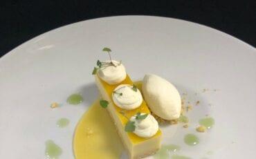 dessert van Kruydt