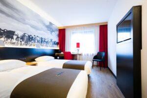 Bastion Den Haag Rijswijk 3. Comfort kamer in Bastion Hotel Den Haag Rijswijk (Foto Bastion Hotels)