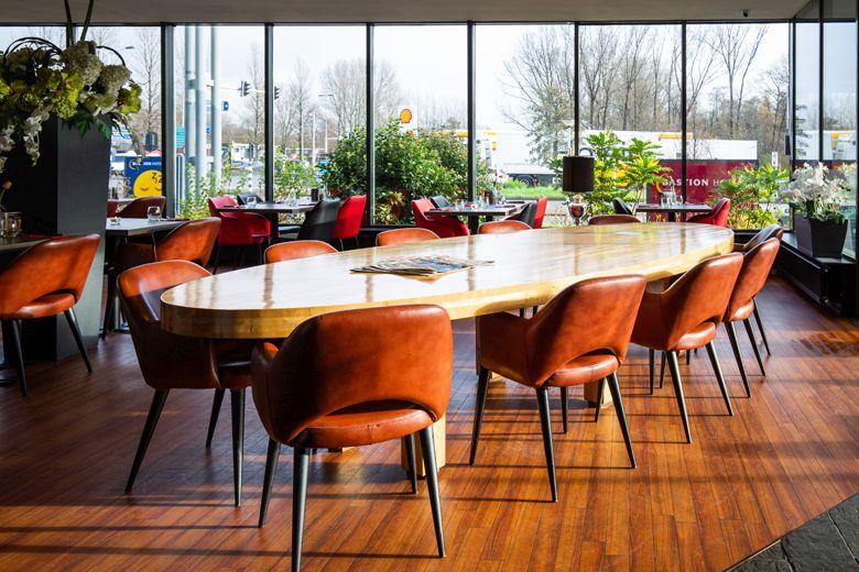 Bastion Hotel Zaandam 3. De lounge in Bastion Hotel Zaandam (Foto Bastion Hotels)