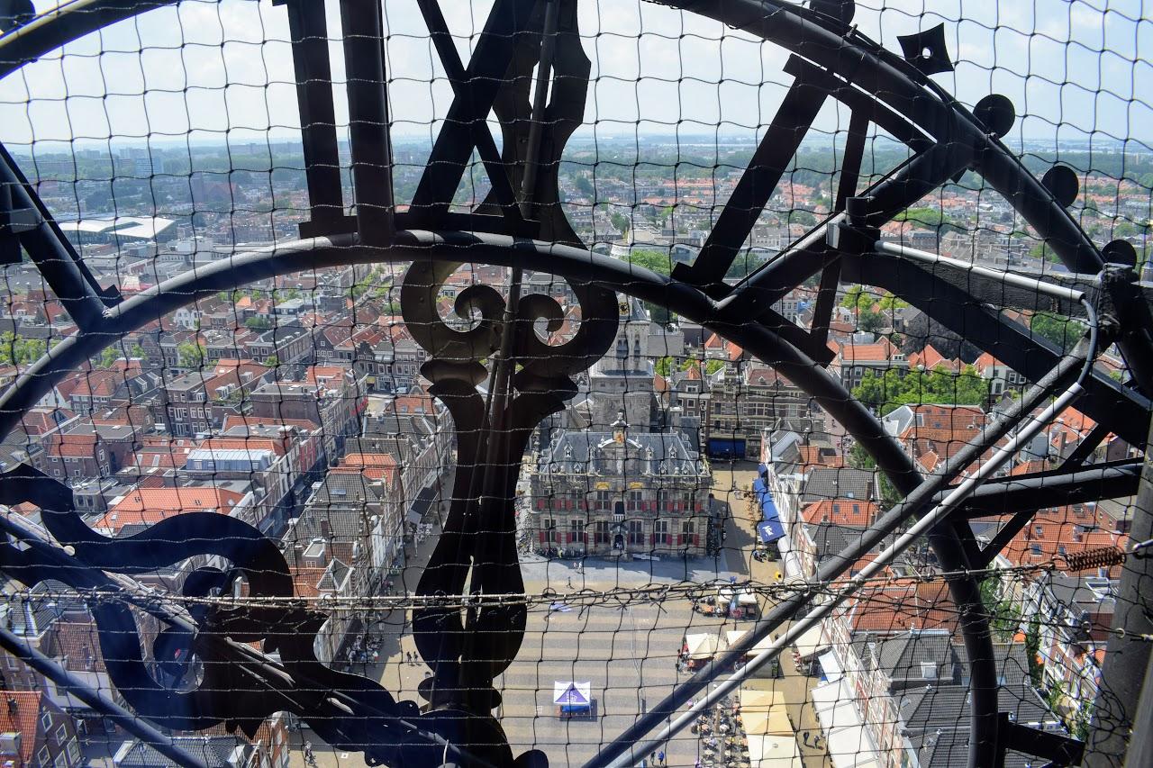 henk carillon nieuwe kerk algemene foto wintertijd zomertijd