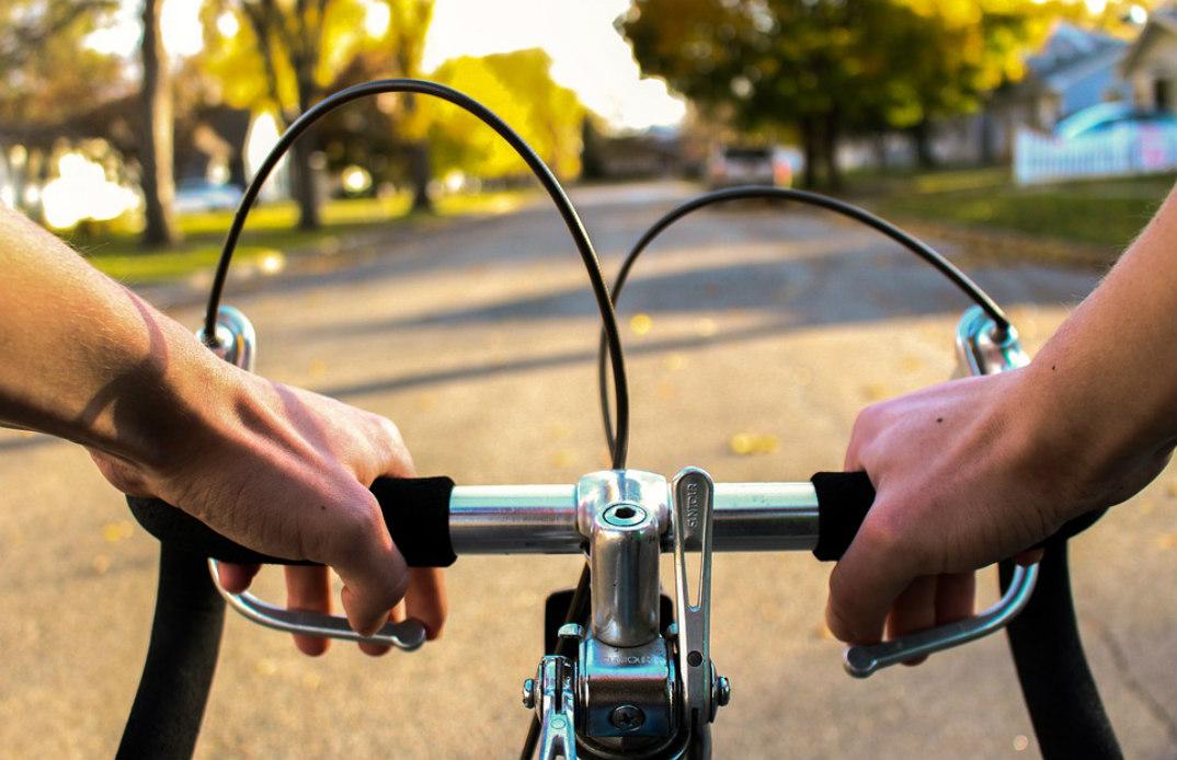 fietsers fietser fietsroutes
