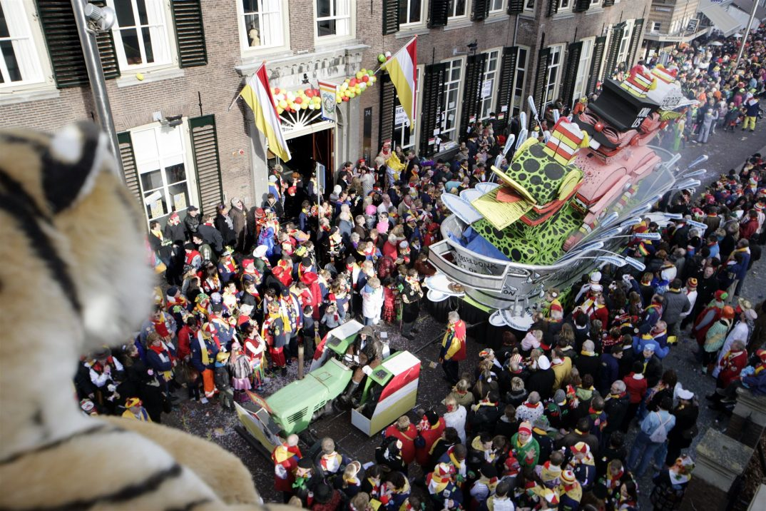Grote Optocht in Den Bosch