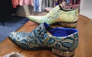 New Rock schoenen