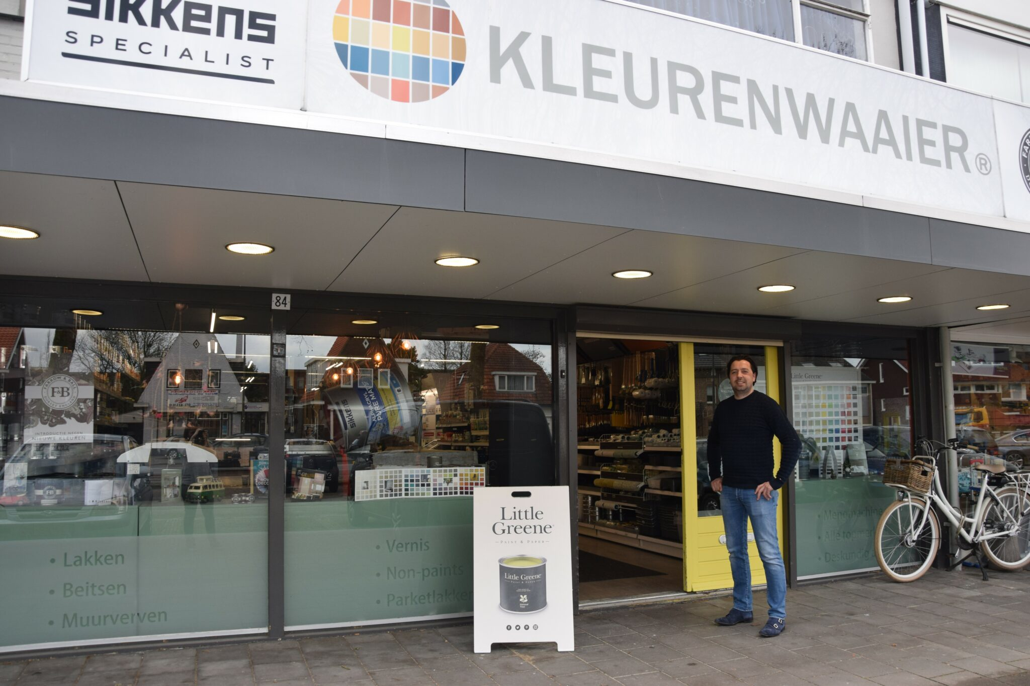 Kleurenwaaier.nl